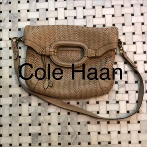 Cole Haan Leather Hand Bag